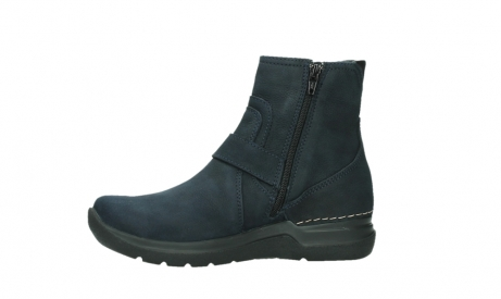 wolky ankle boots 06611 okay 11800 blue nubuck_12