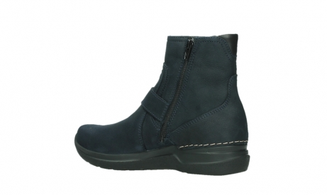 wolky ankle boots 06611 okay 11800 blue nubuck_15