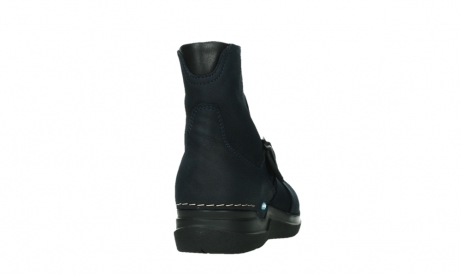 wolky ankle boots 06611 okay 11800 blue nubuck_20