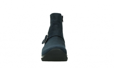 wolky ankle boots 06611 okay 11800 blue nubuck_7