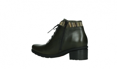 wolky ankle boots 07500 canton 29730 forestgreen leather_15