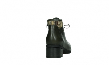 wolky ankle boots 07500 canton 29730 forestgreen leather_20