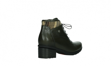 wolky ankle boots 07500 canton 29730 forestgreen leather_22