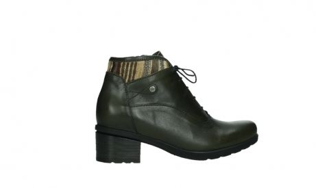 wolky ankle boots 07500 canton 29730 forestgreen leather_24