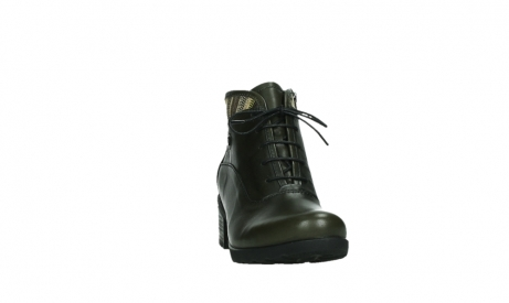 wolky ankle boots 07500 canton 29730 forestgreen leather_6