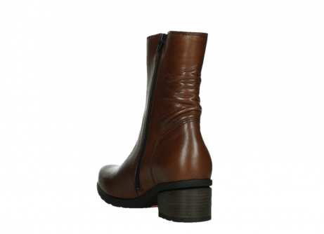 wolky ankle boots 07501 skytree 20430 cognac leather_17