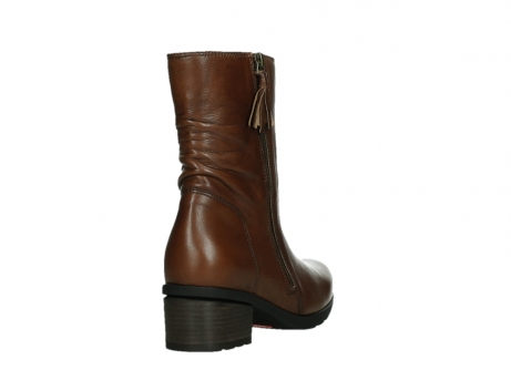 wolky ankle boots 07501 skytree 20430 cognac leather_21