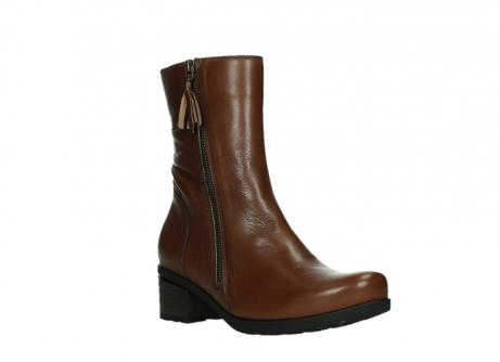 wolky ankle boots 07501 skytree 20430 cognac leather_4