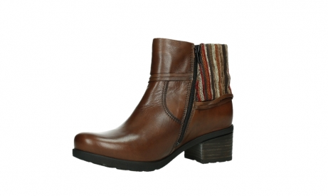 wolky ankle boots 07502 aspire 29430 cognac leather_11