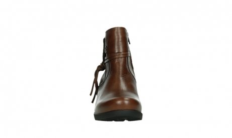 wolky ankle boots 07502 aspire 29430 cognac leather_7