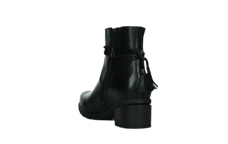 wolky ankle boots 07504 macau 20000 black leather_17