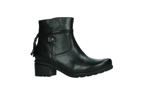 wolky ankle boots 07504 macau 20000 black leather_2