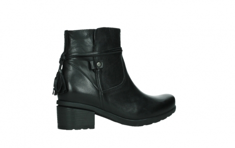 wolky ankle boots 07504 macau 20000 black leather_23