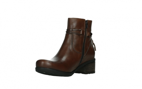wolky ankle boots 07504 macau 20430 cognac leather_10