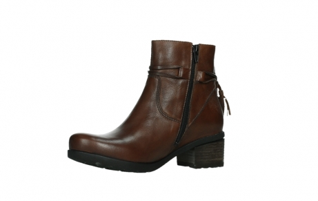 wolky ankle boots 07504 macau 20430 cognac leather_11
