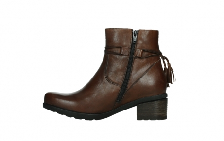 wolky ankle boots 07504 macau 20430 cognac leather_13