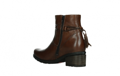 wolky ankle boots 07504 macau 20430 cognac leather_16