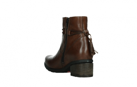 wolky ankle boots 07504 macau 20430 cognac leather_17