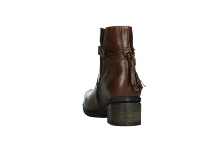 wolky ankle boots 07504 macau 20430 cognac leather_18