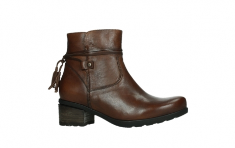 wolky ankle boots 07504 macau 20430 cognac leather_2