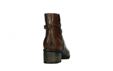 wolky ankle boots 07504 macau 20430 cognac leather_20