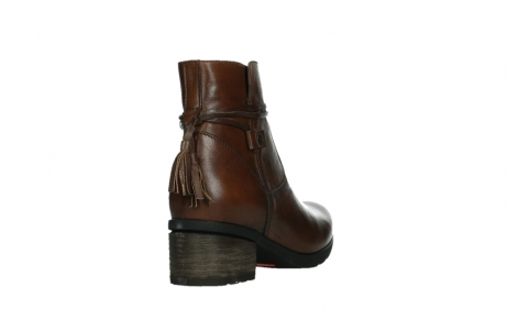 wolky ankle boots 07504 macau 20430 cognac leather_21