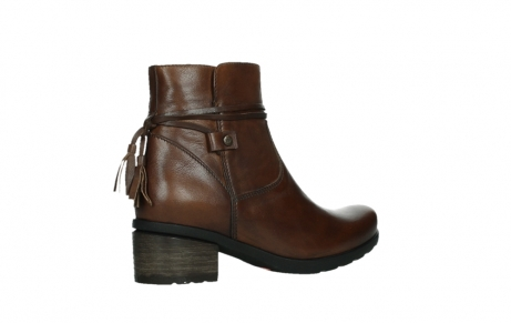 wolky ankle boots 07504 macau 20430 cognac leather_23