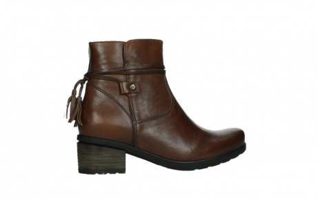 wolky ankle boots 07504 macau 20430 cognac leather_24