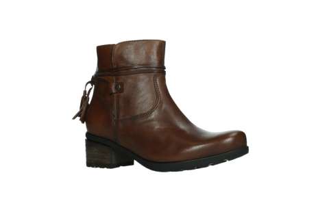 wolky ankle boots 07504 macau 20430 cognac leather_3