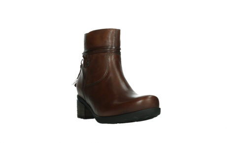 wolky ankle boots 07504 macau 20430 cognac leather_5