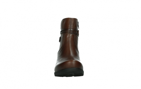 wolky ankle boots 07504 macau 20430 cognac leather_7