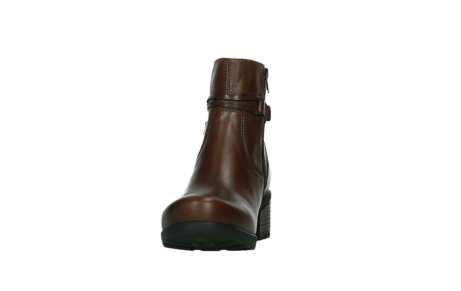 wolky ankle boots 07504 macau 20430 cognac leather_8