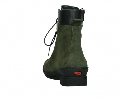 wolky ankle boots 07640 partizan 45730 forestgreen suede_18