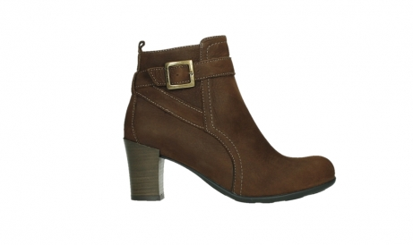 wolky ankle boots 07749 raquel 13410 tabaccobrown nubuckleather_1