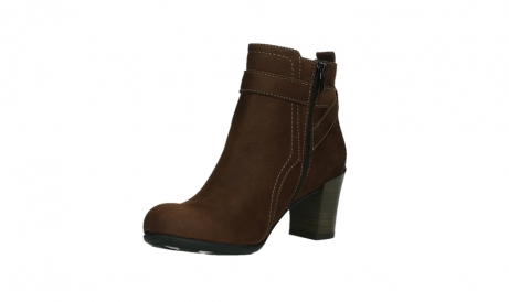 wolky ankle boots 07749 raquel 13410 tabaccobrown nubuckleather_10