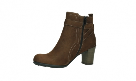 wolky ankle boots 07749 raquel 13410 tabaccobrown nubuckleather_11