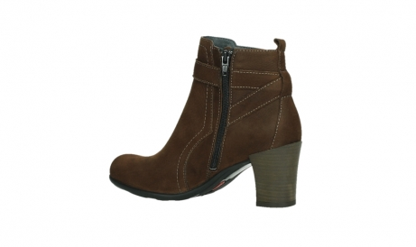 wolky ankle boots 07749 raquel 13410 tabaccobrown nubuckleather_15