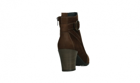 wolky ankle boots 07749 raquel 13410 tabaccobrown nubuckleather_20