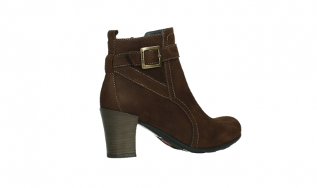 wolky ankle boots 07749 raquel 13410 tabaccobrown nubuckleather_23