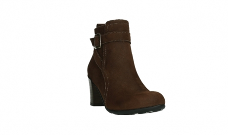 wolky ankle boots 07749 raquel 13410 tabaccobrown nubuckleather_5