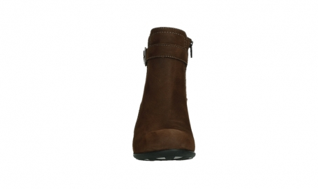 wolky ankle boots 07749 raquel 13410 tabaccobrown nubuckleather_7