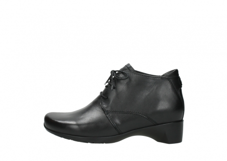 wolky ankle boots 07821 zircon 20000 black leather_1
