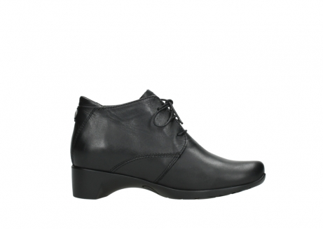 wolky ankle boots 07821 zircon 20000 black leather_13