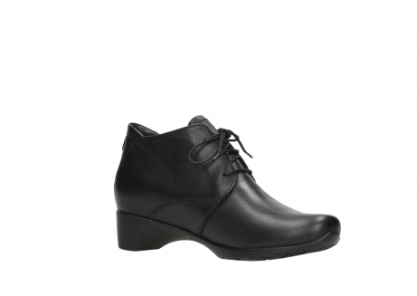 wolky ankle boots 07821 zircon 20000 black leather_15