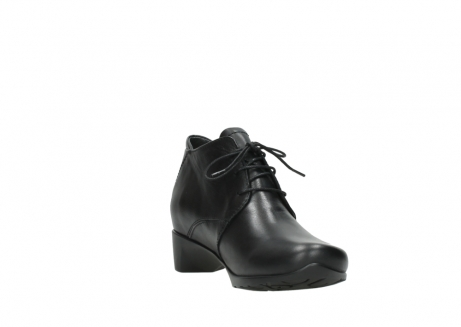 wolky ankle boots 07821 zircon 20000 black leather_17