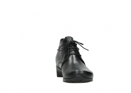 wolky ankle boots 07821 zircon 20000 black leather_18