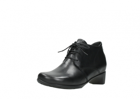 wolky ankle boots 07821 zircon 20000 black leather_22