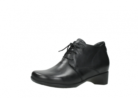 wolky ankle boots 07821 zircon 20000 black leather_23