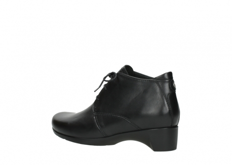 wolky ankle boots 07821 zircon 20000 black leather_3