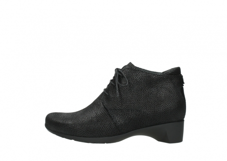 wolky ankle boots 07821 zircon 71000 black leather_1